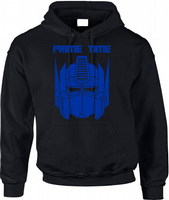 PRIME TIME HOODIE - INSPIRED BY TRANSFORMERS